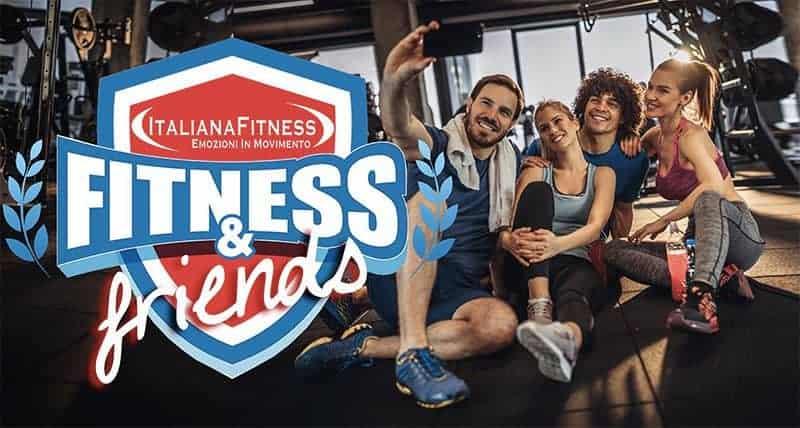FitnessFriendsPromo